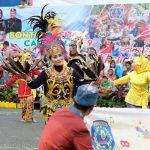 BONTANG CARNIVAL 2019 AJANG MERAJUT BUDAYA NUSANTARA